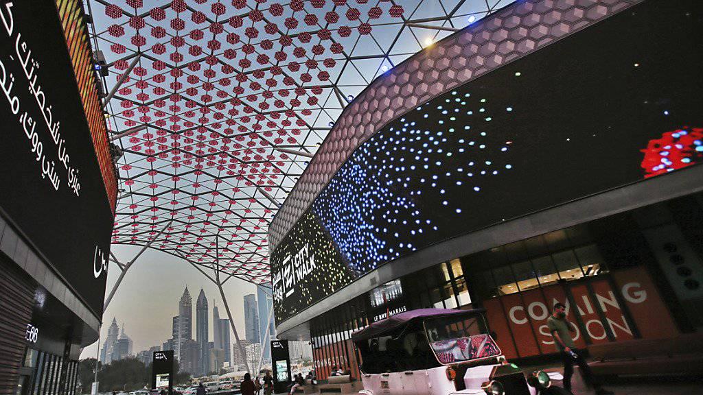 Auch in Dubai bezahlt man nun Mehrwertsteuern. (Symbolbild)