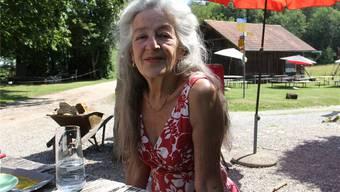 Eva Panero kennt Dodo Hug schon seit 40 Jahren. cm