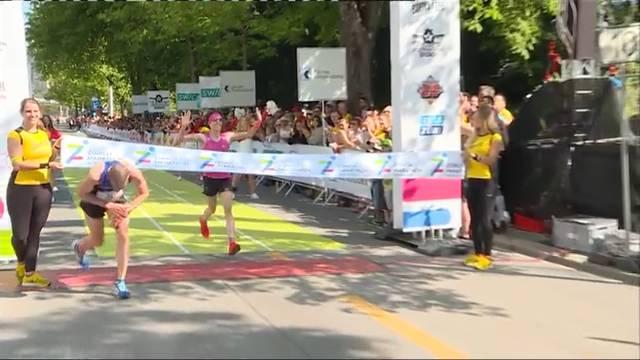 Schweizer Triumph am Zürcher Marathon