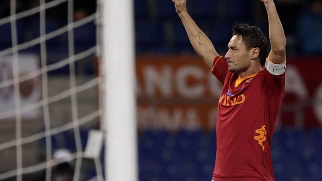Francesco Tottis Rekordjagd dauert an