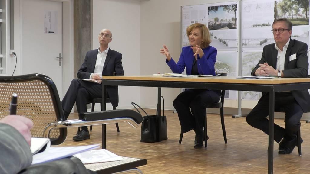 Umnutzung Helvetiaplatz: Erste öffentliche Jurierung von Bern
