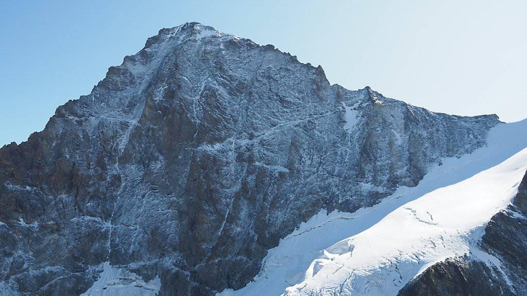 Der Unfall passierte zwischen dem Grand Gendarme und dem Gipfel des Dent Blanche auf mehr als 4000 Metern über Meer.