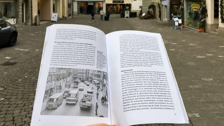 Die Bremgarter Altstadt war einst geprägt von Autolärm und Abgasen und ist heute vom Durchgangsverkehr befreit.