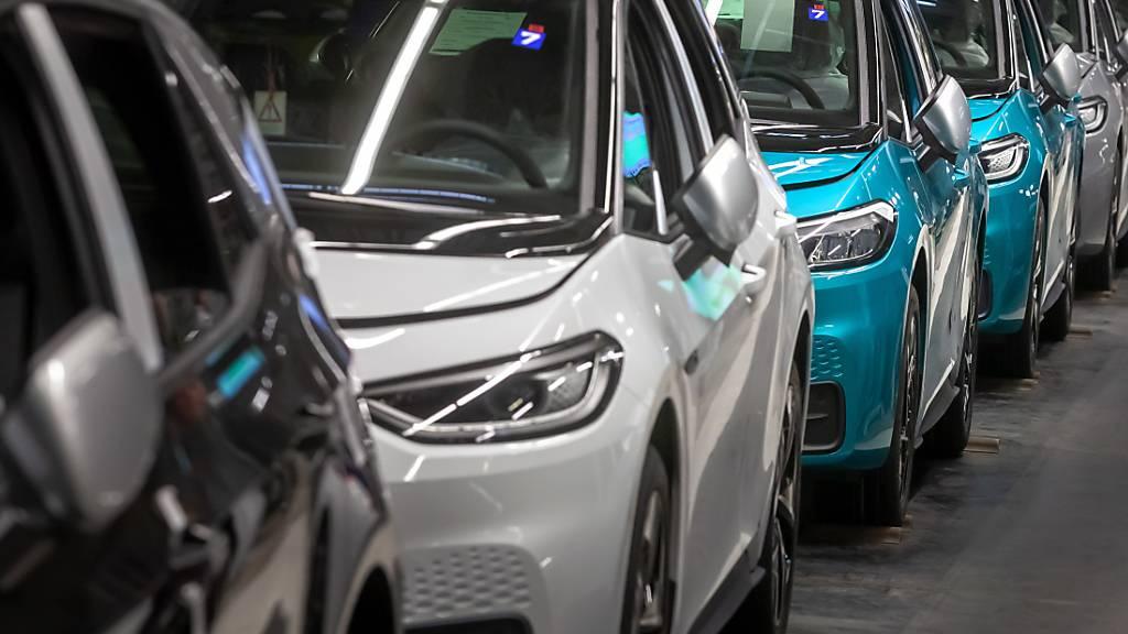 Automarkt in der EU erholt sich im September leicht