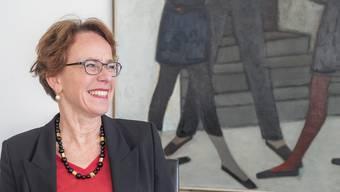 Eva Herzog sieht keinen Grund für Sparmassnahmen.