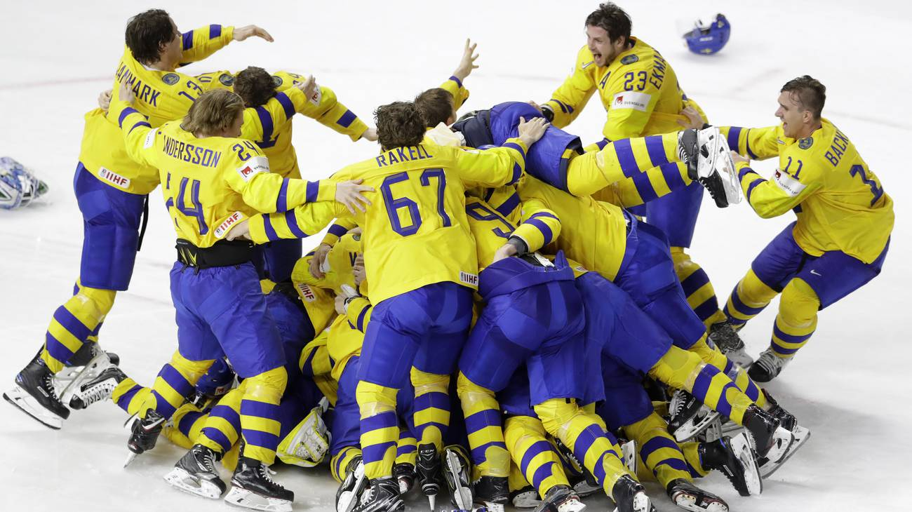 Eishockey-WM-Final (© Keystone)