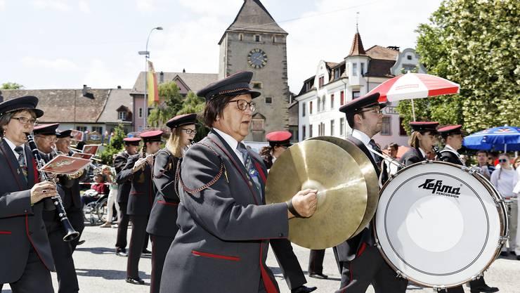 32. Aargauisches Kantonales Musikfest Ohren auf! Gäste aus der Ostschweiz: Musikverein Brittnau
