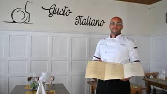 Fabio Clausi zieht mit seinem «Gusto Italiano» von Bözen nach Münchwilen und zieht dort in das derzeit leerstehende Restaurant Post.