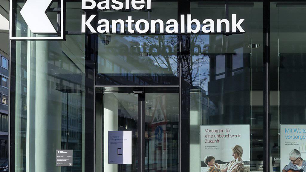 Basler Kantonalbank legt 2017 zu
