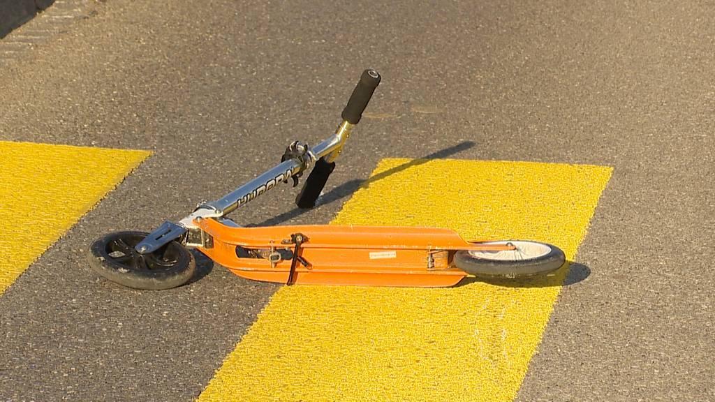Frauenfeld (TG): 10-Jährige von Auto erfasst und schwer verletzt