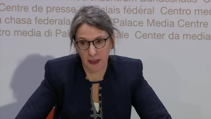 Anne Lévy  - die neue Mrs. Corona.