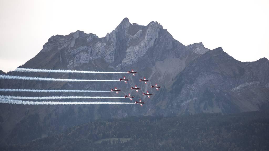 Flugshow vom Wochenende verärgert Stadt Luzern