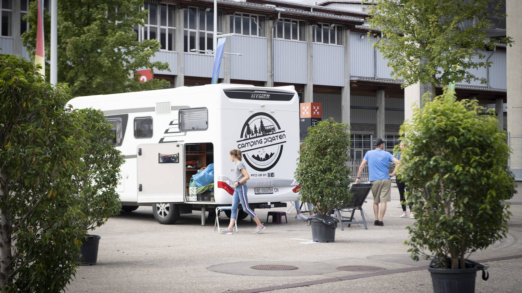 camping olma