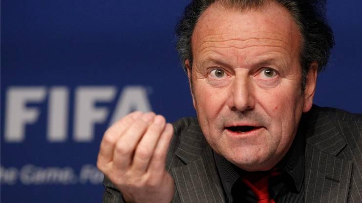 Mark Pieth hat derUefa vorgeworfen, in der Vergangenheit ein Bremsklotz bei den Reformbestrebungen der Fifa gewesen zu sein.