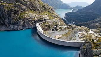 Wird es je rentieren? Das Pumpspeicherkraftwerk Nant de Drance, an dem die IWB zu 15 Prozent beteiligt ist, geht 2018 ans Netz.