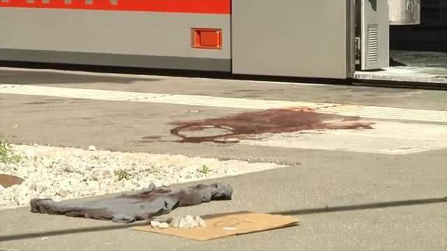 Zwei Todesopfer bei Zug-Attacke in Salez