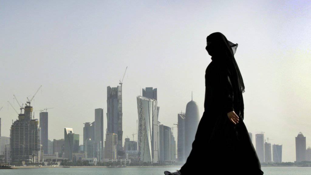 Andere Sitten in Katar: Niederländerin nach Vergewaltigungsanzeige festgenommen. (Symbolbild)