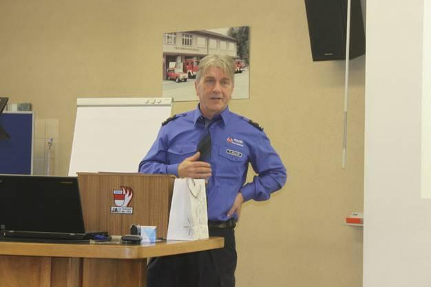 Hugo Kohler leitet die Stadtpolizei interimsmässig