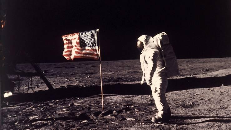 Neil Armstrong: Der Mann, der nie auf dem Mond war.