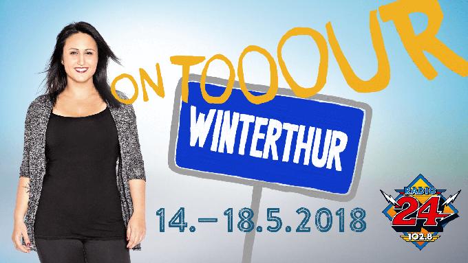«Tour de 24» in Winterthur