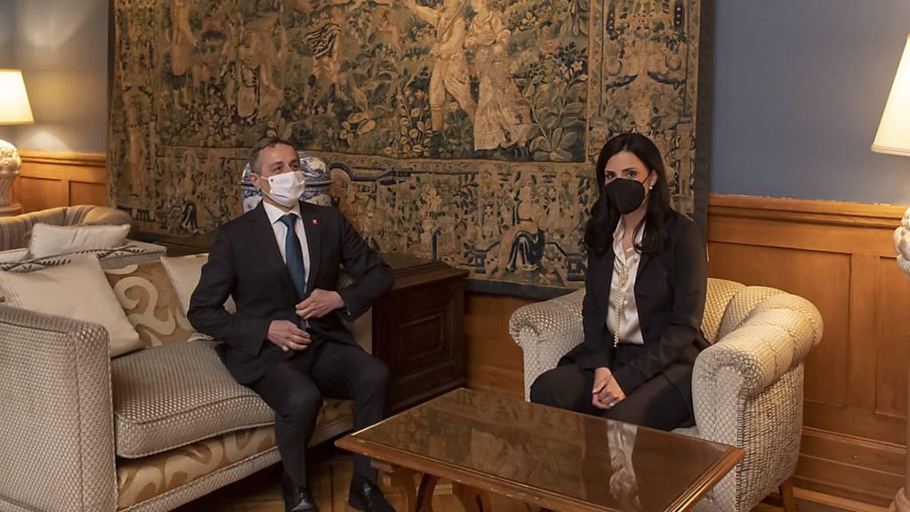 Schweiz und Liechtenstein wollen Zusammenarbeit vertiefen