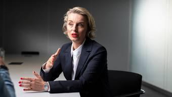 Managerin Ursula Nold präsidiert die neue Genossenschaft.