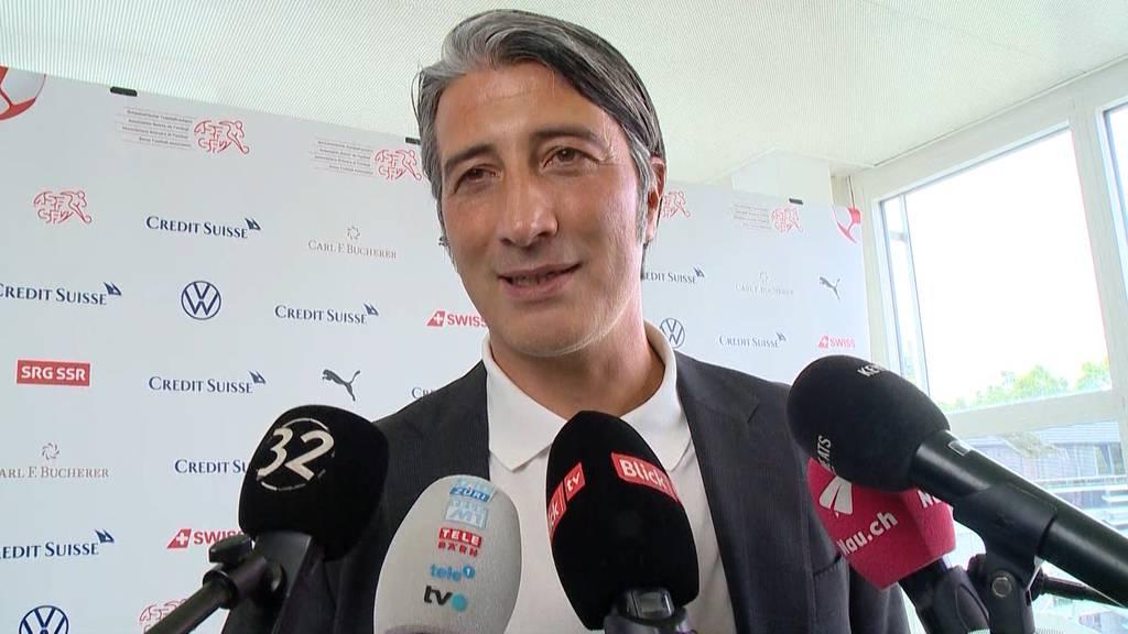 Jetzt offiziell: Was Nati-Trainer Murat Yakin zu seinem neuen Job sagt