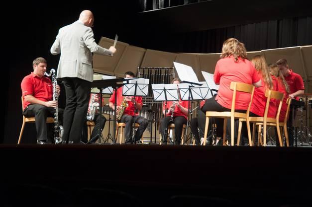 Sieger Ensemble 1; Wood Winds Mümliswil