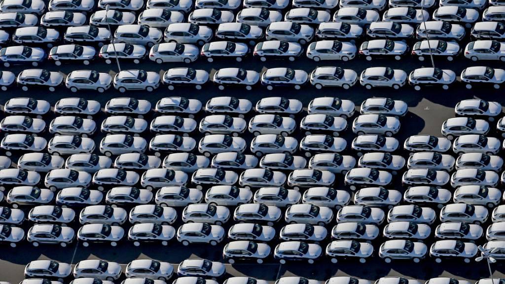 Der Autoabsatz in der Europäischen Union hat sich im April rasant erholt. (Archiv)