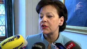 Muss den Gürtel enger schnallen: Zürichs Finanzdirektorin Ursula Gut