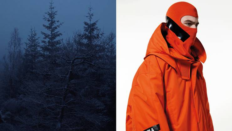 Nachhaltig urban Der belgische Topdesigner Raf Simons bringt mit dem hippen Label Templa erstmals eine Skimodekollektion heraus. Ca. 2145 Franken.