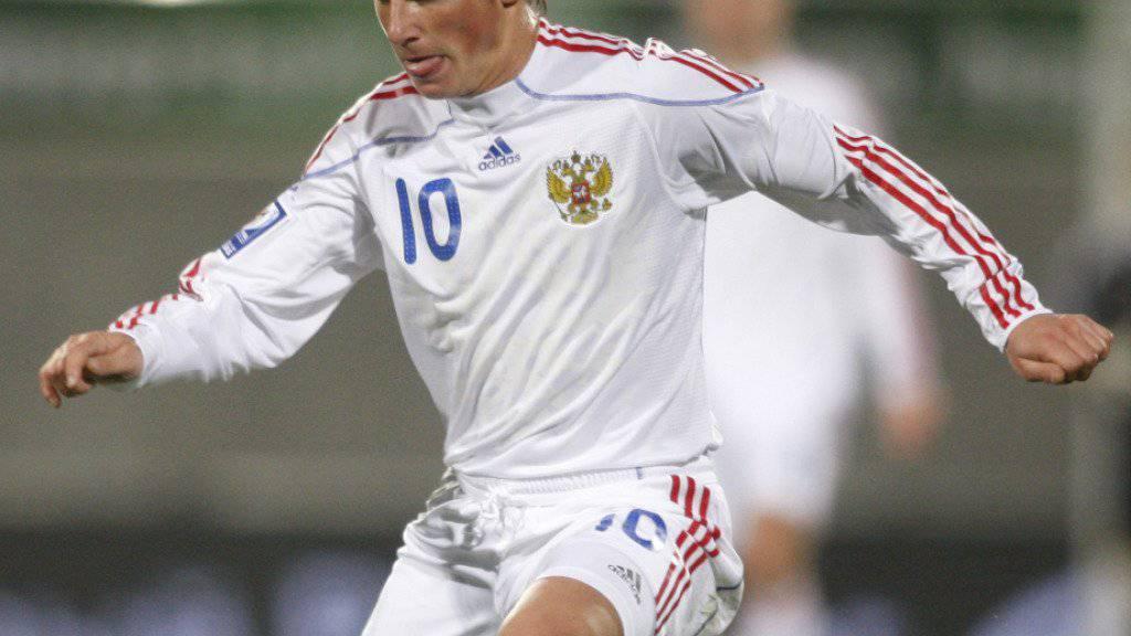 Unter Andrej Arschawin spielte Russland vor zehn und mehr Jahren noch erfolgreicher als zuletzt
