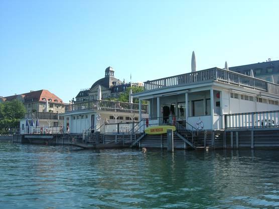 Seebad Utoquai: Zeitzeuge einer modernen Badekultur.
