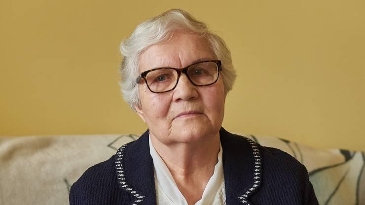 «Die Welt ist gerade dabei, zu vergessen, was damals geschah.» Lidia Maksymowicz , Auschwitz-Überlebende