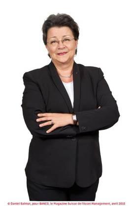 Therese Gerber, neue Medienchefin des SKOG