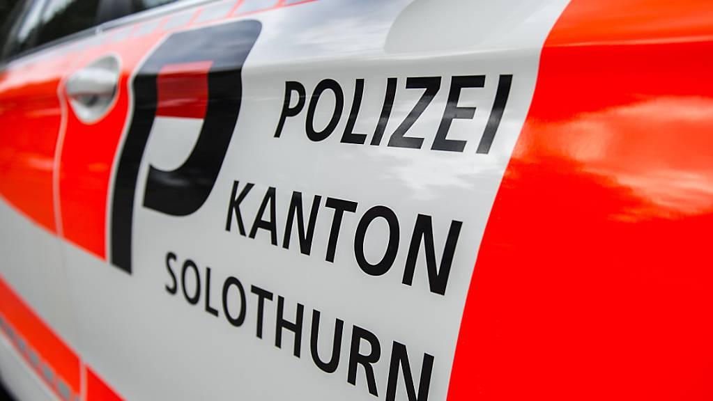 Die Kantonspolizei Olten konnte einen Dieb anhalten.