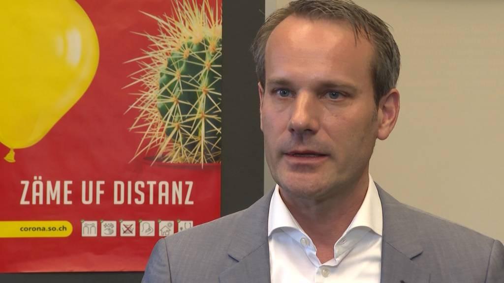 Gegen Corona-Müde: Solothurn startet neue Plakatkampagne