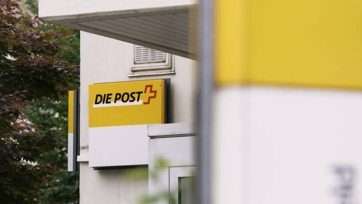 Der Umbau des Poststellennetzes bis 2020 schreitet voran.
