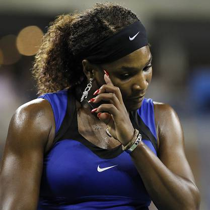 Serena Williams verpasst US-Open-Sieg an 9/11