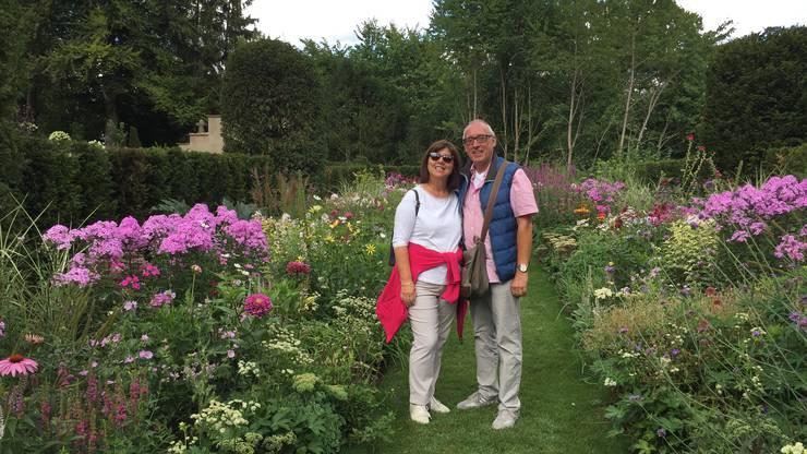 Renate Seiter und Wilfried Müller wissen nicht, wann sie sich wieder besuchen dürfen. Kennengelernt haben sich die beiden 1999 bei der Arbeit in Dietikon.