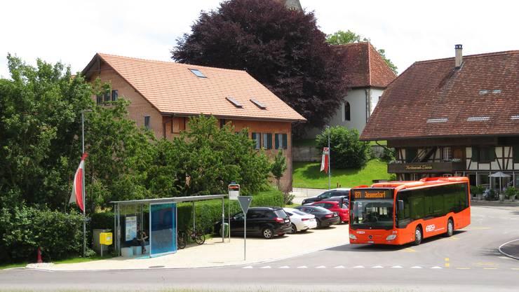 Die Parksituation im Zentrum der Gemeinde wird genauer untersucht.