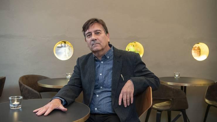 Macht sich für die Bürgerlichen stark: Alain Claude Sulzer.