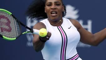 Kein Comeback im Fed Cup: Serena Williams fehlt im US-Aufgebot für die Partie gegen die Schweiz