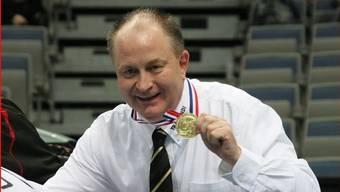 Trainer Renato Wyss von Aufsteiger Olten Zofingen.