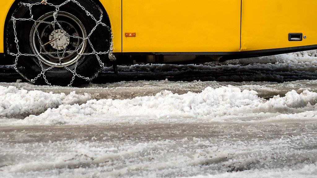 Postauto steht im Verdacht, mit Gewinnen aus dem Regionalverkehr den Ortsverkehr quersubventioniert zu haben. (Archivbild)