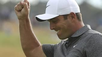 Triumphierte in Carnoustie als erster italienischer Golfer an einem Major-Turnier: Francesco Molinari