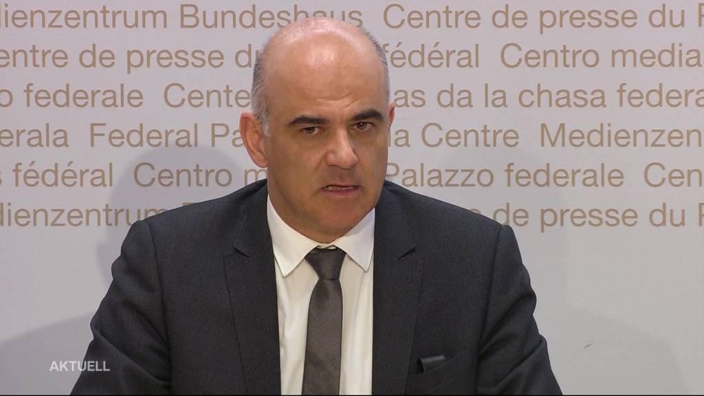 Zwischenfazit Bundesrat: Bevölkerung hält sich an Massnahmen