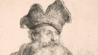 Rembrandts Radierungen kommen ins Kunstmuseum Basel.