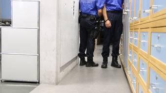 Badener Stadtpolizei arbeitet unter prekären Platzverhältnissen