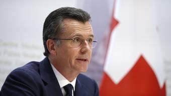 Muss sich gegen sieben andere Kandidaten durchsetzen: Ex-Nationalbank-Präsident Philipp Hildebrand kandidiert als Generalsekretär der  Organisation für wirtschaftliche Zusammenarbeit und Entwicklung (OECD).